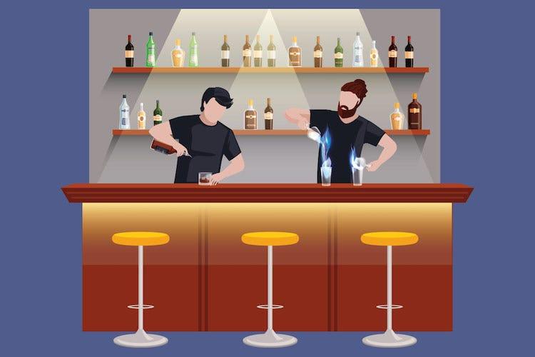 Il futuro del bartender Tra tecnica e show