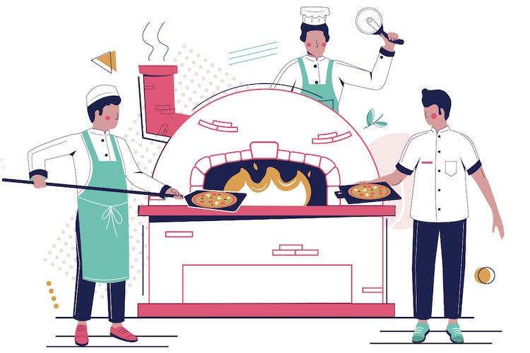 Nasce il PIZZA CONCEPTfirmato FORNI CEKY