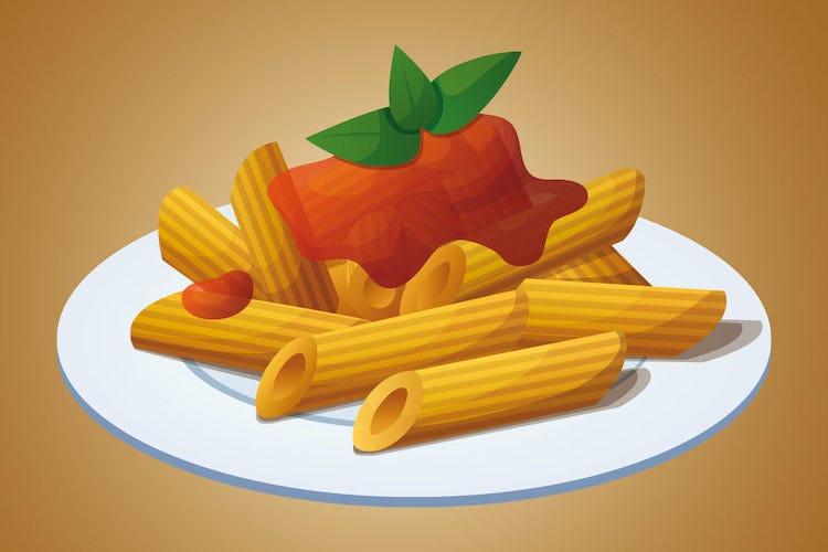Spaghetti alle arselle di Massimo Rebecchi