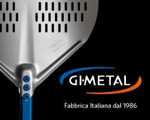 Gi.Metal Pale per Pizza