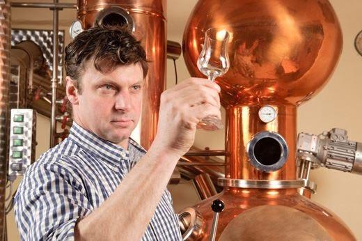 Le distillerie soffrono,ma resistono alla crisi