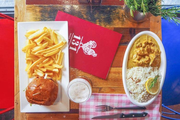 131 Chicken Experience Ventidue modi di fare pollo a Milano