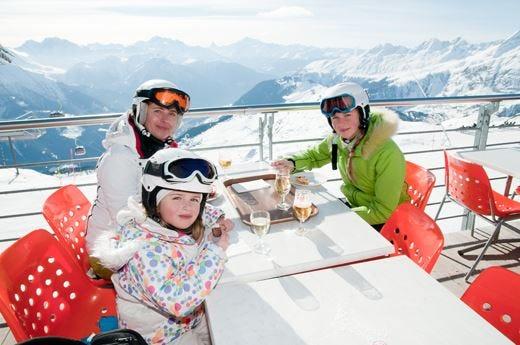 """La dieta dello sciatore """"perfetto""""Colazione ricca e tanta verdura"""
