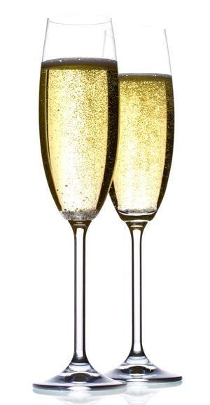 In tempo di crisi anche i ricchi piangonoAddio a 2 bottiglie Champagne su 3