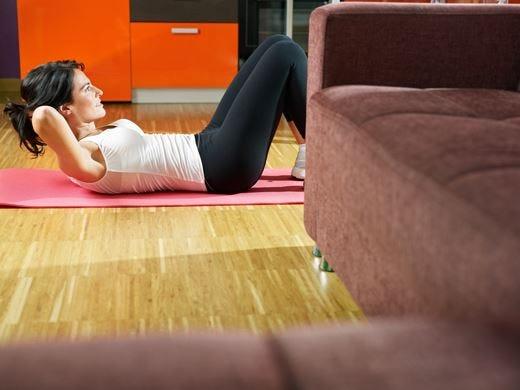 Sport e movimento in casa… si può!5 idee per farlo nel modo giusto
