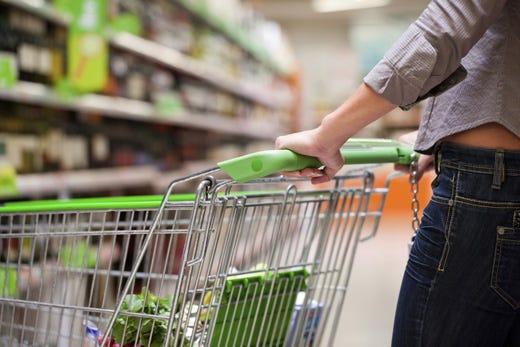 Maltempo nel carrello, consumi a picco +4% i prezzi delle verdure - Italia a Tavola