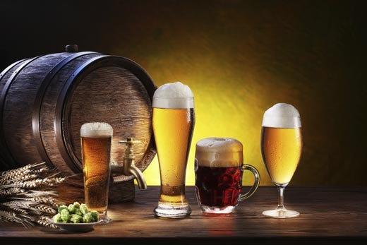 Ad ogni birra il suo bicchiere Così il design incontra il gusto - Italia a Tavola