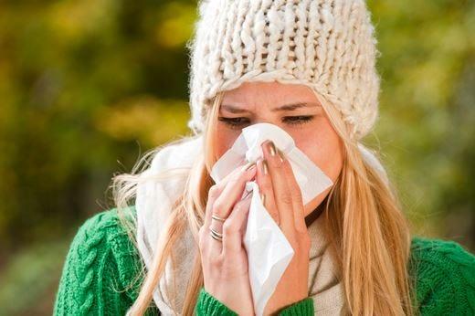 Raffreddore, i consigli per la prevenzioneAttenzione a non coprirsi troppo!