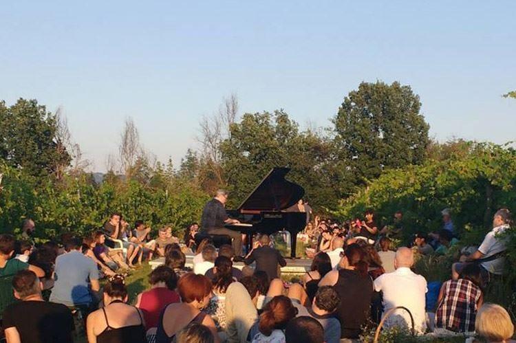 I 20 anni di Zola Jazz&Wine Quattro concerti tra le vigne
