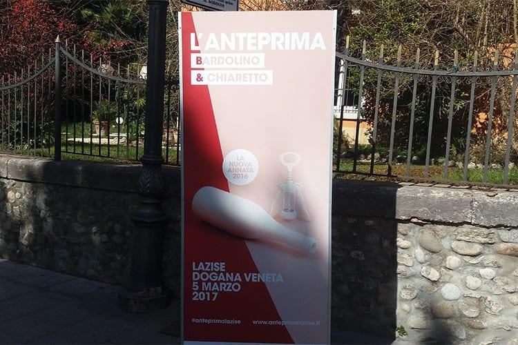 Vini, ambasciatori del territorio Bardolino e Chiaretto in vetrina a Lazise
