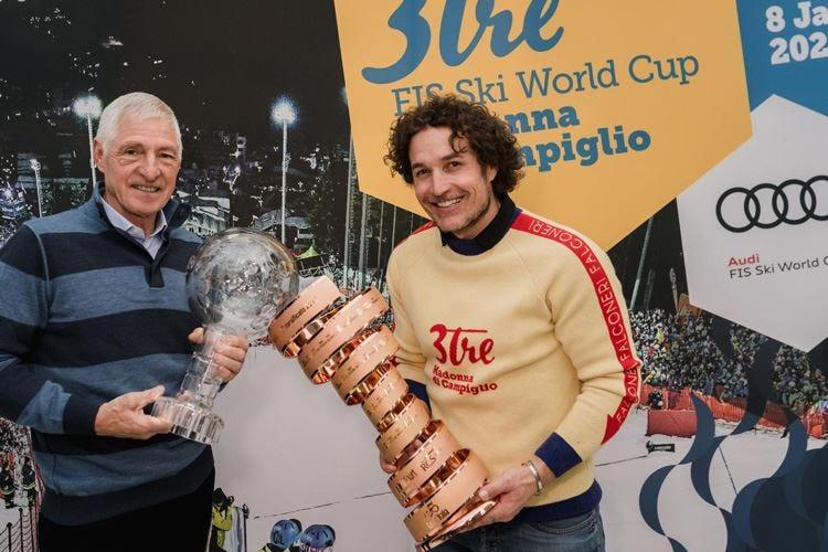 Campiglio tra sci e ciclismo 3Tre a gennaio, poi il Giro 2020