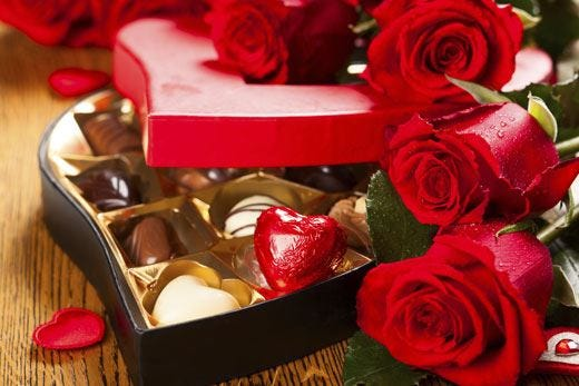 Nel mese dell'amore il cuore si scalda ...con tante golose ricette!