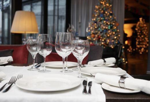 Pranzo di Natale al ristorante? Prenotazioni in calo del 7,6% dal 2013