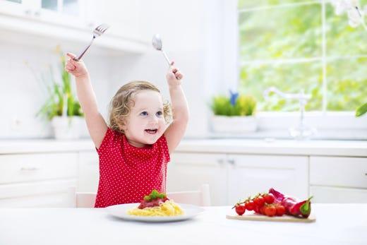 Solo il 64% dei bambini è normopeso Quali le cattive abitudini a tavola? - Italia a Tavola