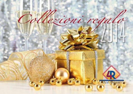 Quattroerre arricchisce il Natale 2014 con una speciale collezione regalo