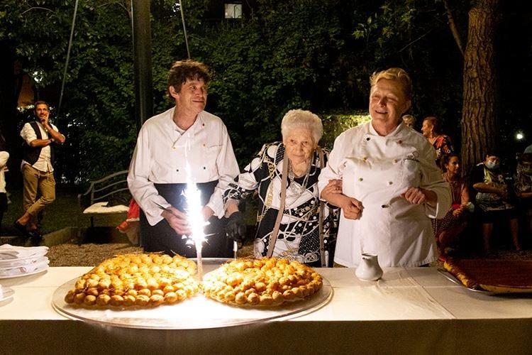 Il Ristorante I Due Cigni festeggia il traguardo dei 50 anni