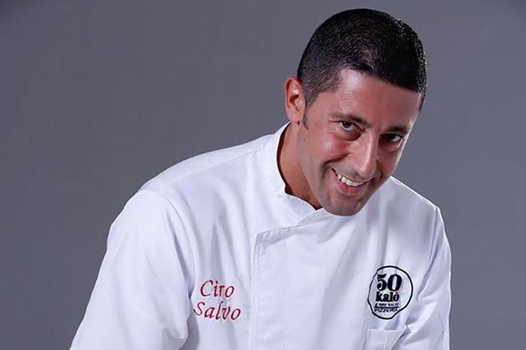 50 Kalò di Ciro Salvo a Londra è di nuovo Miglior pizzeria d'Europa
