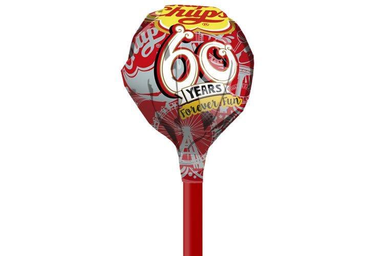 I 60 anni di Chupa Chups Una limited edition per festeggiare
