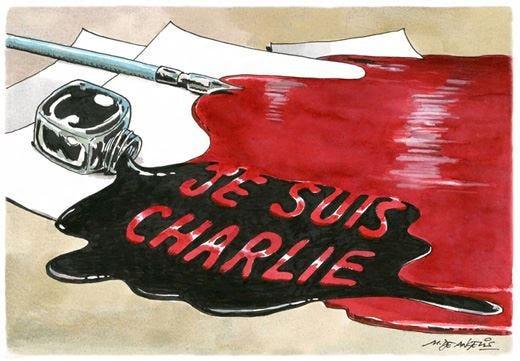 Un e-book dei vignettisti italiani per ricordare le vittime di £$Charlie Hebdo$£