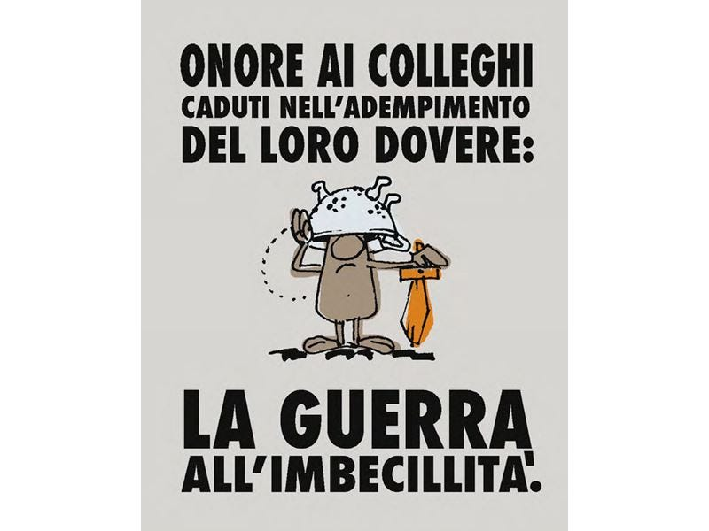 Guido Silvestri (SILVER)#jesuischarlie