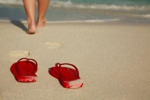 Le infradito fanno bene ai nostri piedi?Ecco i consigli di un esperto