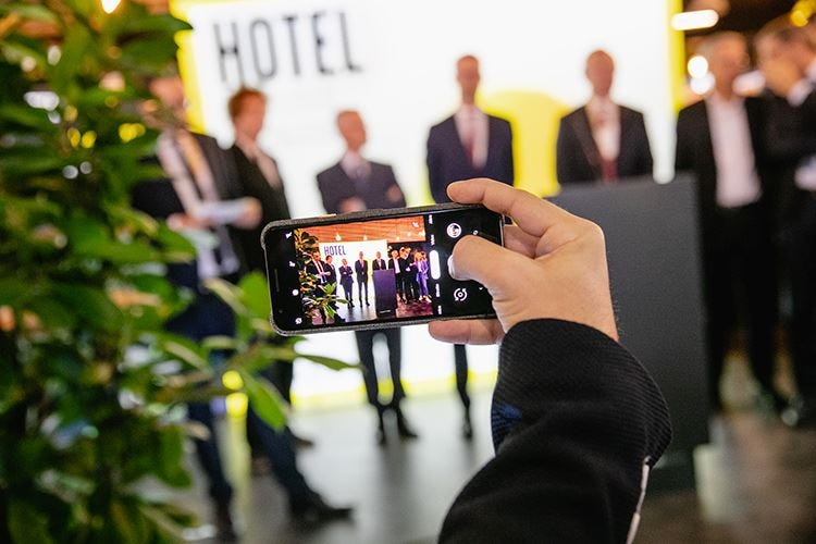 A Hotel 2019 oltre 600 aziende Tema centrale, la sostenibilità