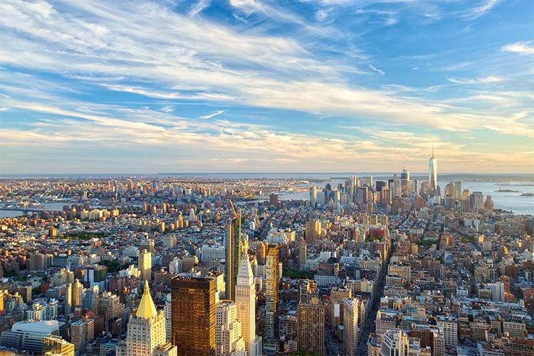 A New York si cena con cuochi vip Piatti internazionali in scenari da urlo