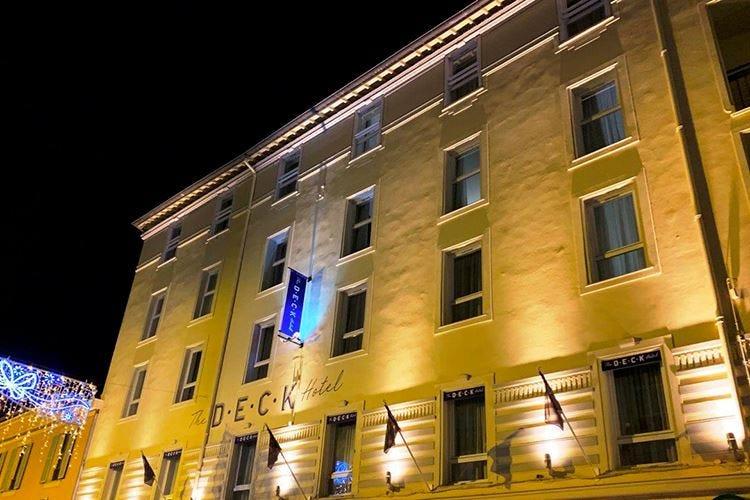 A Nizza il Deck Hotel è pronto per il Carnevale