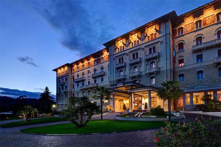 A caccia di castagne, nel parco e a tavola al Grand Hotel Palazzo della Fonte
