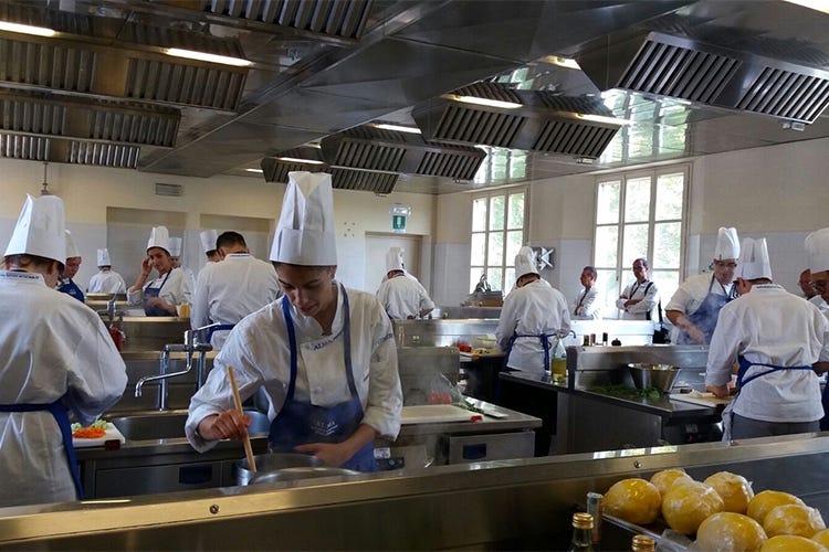Alma parte la summer school 2016 per 40 studenti meritevoli italia a tavola - Scuola di cucina alma ...