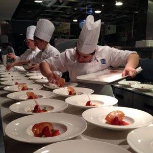 La scuola alma vola a toronto per gridare viva l italia italia a tavola - Alma scuola cucina ...
