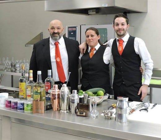 Carmine Mattia Perciballi, Maria Guadalupe Cabrera Bautistaha e Francesco Pittalà