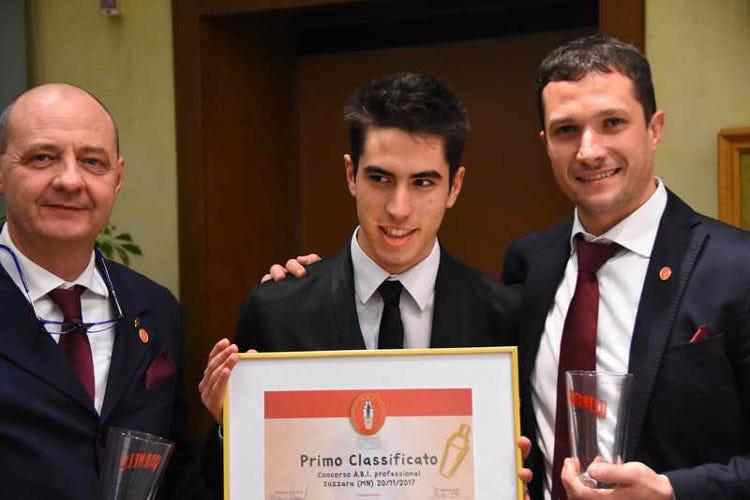 Jacopo Beradozzi (Abi Professional, chiuse le selezioni 66 concorrenti per le regioni del Nord)