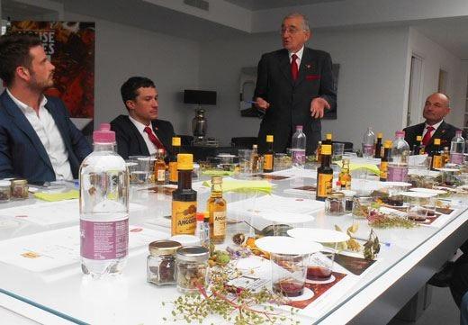 Il nuovo Amaro Angostura al centro dell'educational di Abi Professional