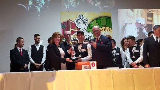 Abi Professional tra i giudici del concorso DescoSicano 2016