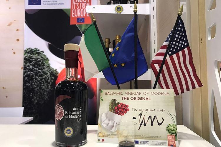 Aceto Balsamico di Modena Igp Eventi promozionali da Nord a Sud