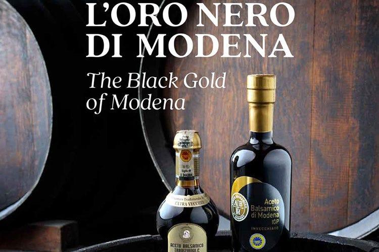 L'Oro Nero di Modena, il nuovo libro edito da Artioli - L'aceto Balsamico si racconta Bottura: «Cambia con il tempo»