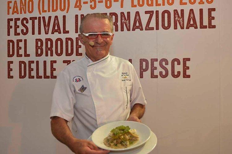 Adriaticontest Premiato Giorgio Dal Forno