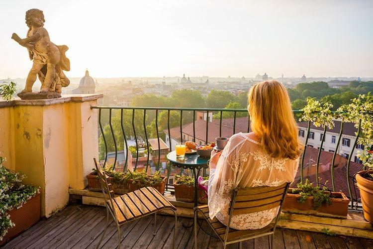 Airbnb e Comune di Roma Patto sulla tassa di soggiorno
