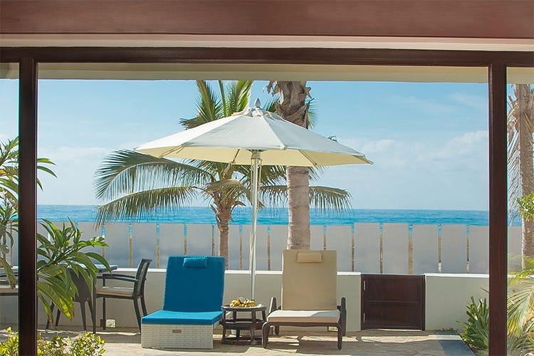 Al baleed resort salalah in oman il lusso fronte mare for Due palme arredamenti