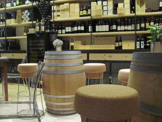 Tavolo tavoli in legno per enoteche e agriturismi