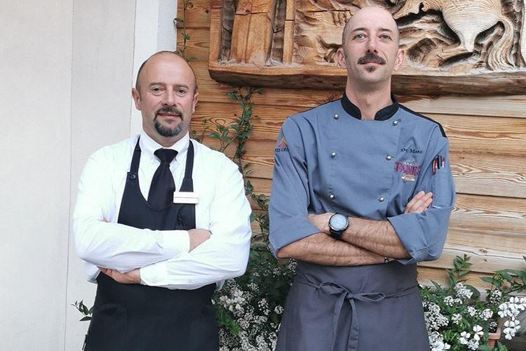 Al Dolomiti Wellness Hotel Fanes il territorio si ritrova nel piatto