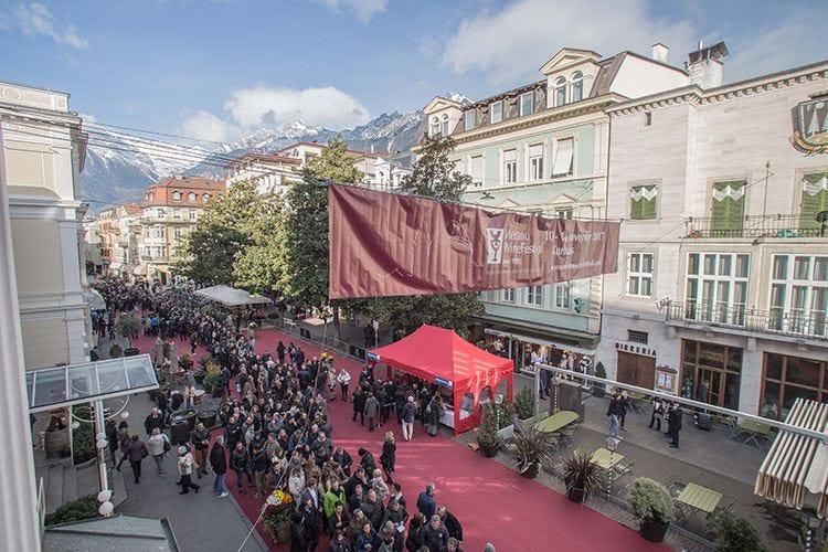Al via la 28ª edizione del Merano WineFestival