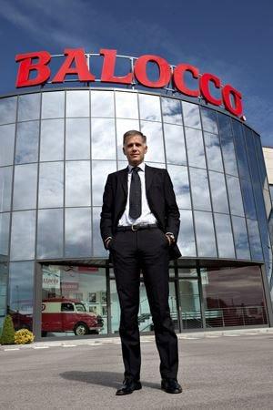 Alberto Balocco imprenditore dell'annoA lui il Premio Ernst & Young