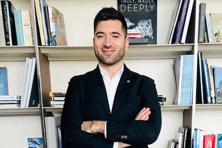Alessandro Accinni da Pedaso al Bulgari Yacht Club di Dubai
