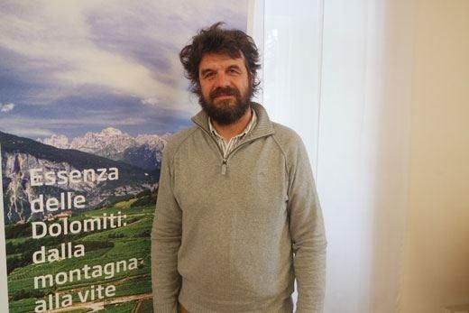 Alessandro Bertagnoli nuovo presidente del Consorzio vini del Trentino