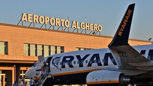 Ryanair vola da Alghero... e non tornerà Un danno economico pari a 250 milioni