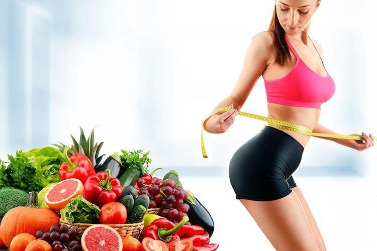 Alimentazione sana e attività fisica per lavorare sul proprio metabolismo