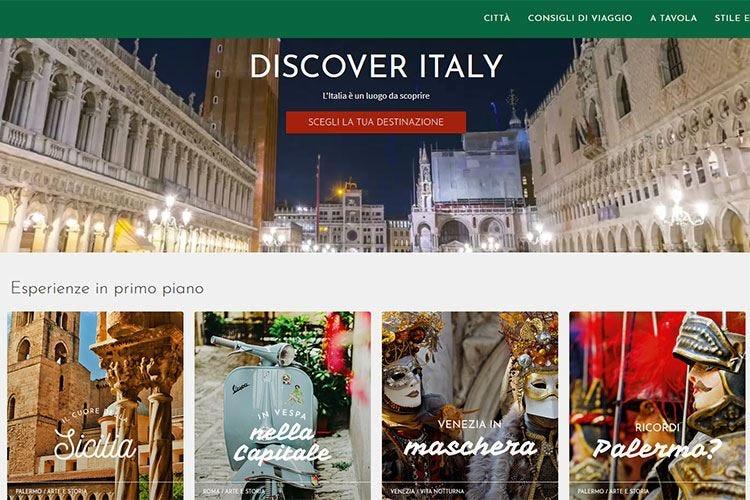 Alitalia, Touring Club e Gambero Rosso sono Discover Italy, per attrarre turismo