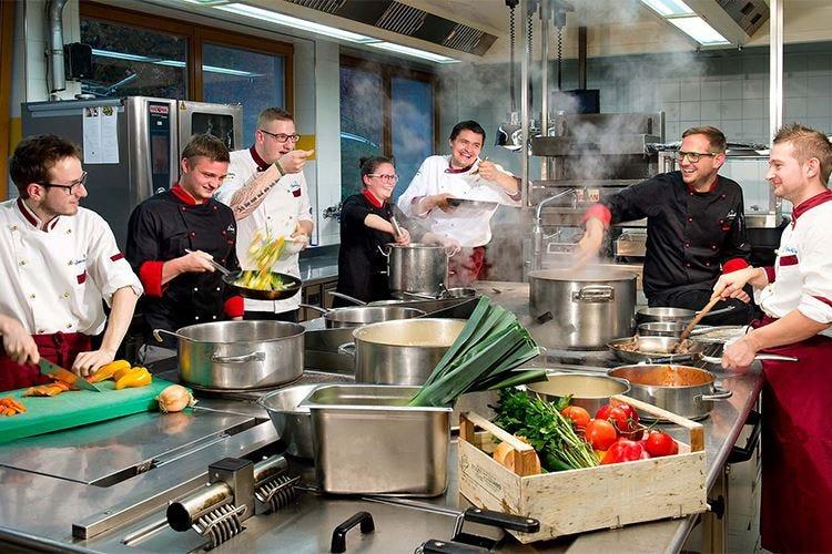 All'Alpenschlössl & Linderhof Resort Cucina gourmet per tutte le esigenze